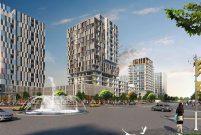 Akzirve, Bahçeşehir projesini lanse ediyor