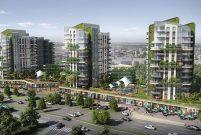 Şehrin merkezinin en yeşil projesi: Nef Bahçelievler