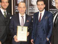 European Property Awards'ta Türk şirketlere ödül yağdı
