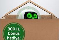 Garanti Mortgage'dan ilk evini alana 300 liralık bonus