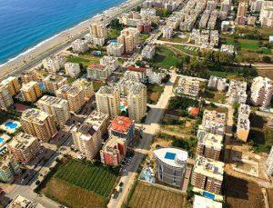 Antalya'da 2 milyon TL'ye 1.1 dönüm arsa