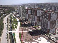 Ankara'da 34,7 milyon TL'lik kat karşılığı inşaat işi