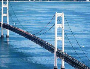 Çanakkale 1915 Köprüsü'ne 5 dünya devi 5 talip