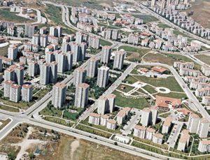 Ankara Eryaman'da satılık 82 daire