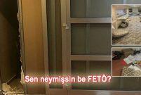 Konya'daki okulun çatısında 250 kişilik gizli üs
