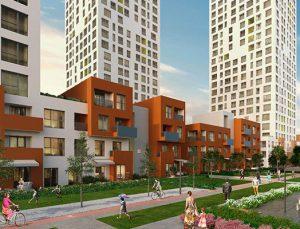 HEP İstanbul'da yüzde 4 peşinle yılbaşında teslim daireler