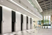 Hyundai'den çift katlı asansör