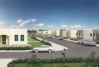 İdil'e kentsel dönüşümle villa tipinde 340 konut yapılacak