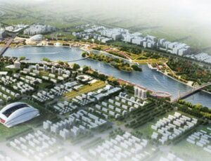 Kanal İstanbul'a ikinci Haliç yapılacak