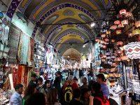 Kapalıçarşı pazar günleri de turist ağırlayacak