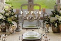 Karaca, gerçek inciden üretilen 'Fine Pearl'ü tanıttı