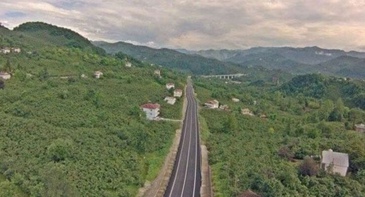 Karadeniz-Akdeniz Yolu 50 ilin kaderini değiştirecek