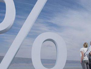 Kredi faizleri bu kez de yüzde 0,95 – 1,35 aralığına demirledi