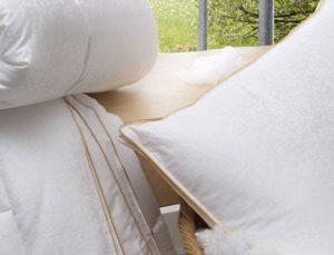Linens'te yastık, yorgan ve alezler yüzde 50 indirimli