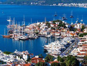 Marmaris'te kentsel dönüşüm: Apart oteller konut oluyor