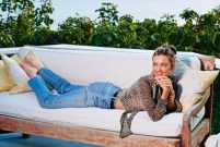 Miranda Kerr'in Malibu'daki evine kimliği belirsiz saldırı