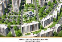 Ankara Mamak'ta 3 mahalleye 3.880 konut yapılacak