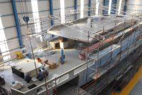 Yacht Marine Turizm Tuzla Deri OSB'de yat imal edecek