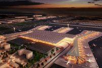 İstanbul Yeni Havalimanı'nda kiralama süreci başladı