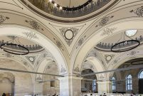 Beyazıt Devlet Kütüphanesi Renovasyonu'na büyük ödül