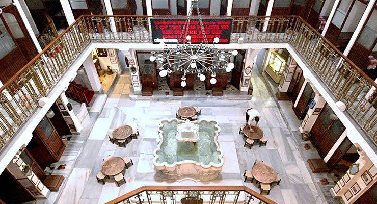 Cağaloğlu Hamamı 18 Kasım'a kadar müze olacak