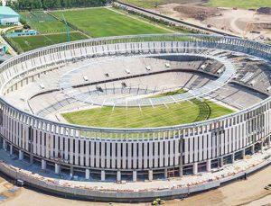 Dünyanın en lüks stadını Türk şirketi Esta yaptı