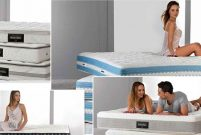 Magniflex yatağa çift çekirdek teknolojisini attı