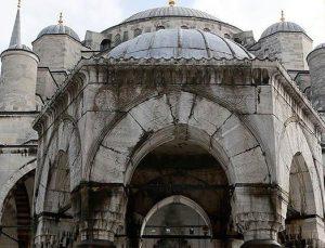 Sultanahmet Camisi'nde tarihi restorasyon baharda başlıyor
