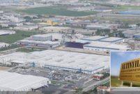 Altınyıldız'ın kiracısı olduğu Çerkezköy'deki fabrika satıldı