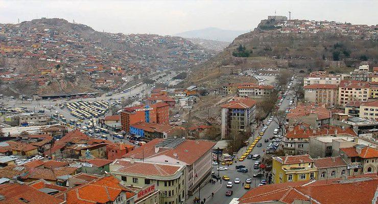 Altındağ'da 12,9 milyon TL'ye 3,7 dönüm arsa