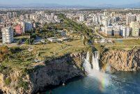 Antalya'da konut metrekare fiyatları 7 bin TL'ye ulaştı