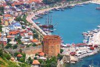 Antalya'nın 4 ilçesinde satılık 9 arsa