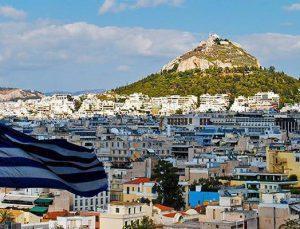 Atina'ya camiyi inşa edecek Intrakat, işbaşı yaptı
