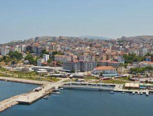 Bandırma'da 10,4 milyon TL'ye 13 dönüm arsa