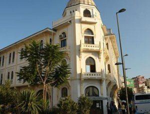 Bandırma'daki Eski Gar Oteli 30 yıllığına kiralanıyor
