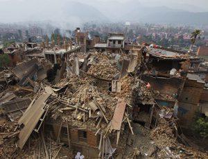 Deprem hasarları 24 saat içinde havadan görüntülenecek