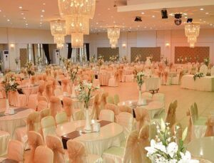 Büyükçekmece'de düğün salonu kiralanacak