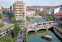 Eskişehir'de 20, 3 milyon TL'lik arsa satışı