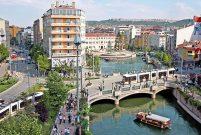 Eskişehir'de 24,3 milyon TL'lik arsa satışı