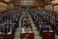 AKP'li üyelerden CHP'li Kadıköy Belediyesi'ne destek