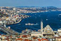 2016'da İstanbul'da 250 milyarlık gayrimenkul arz edildi