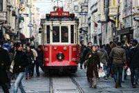 İstiklal dünyanın en pahalı caddeleri arasında