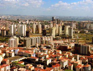 Küçükbakkalköy'de 48 milyon TL'ye 13,6 dönüm arsa