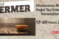 İstanbul Mermer Fuarı 17 Kasım'da açılıyor