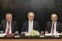 MÜSİAD İran, Rusya ve Ürdün ile mutabakat zaptı imzaladı