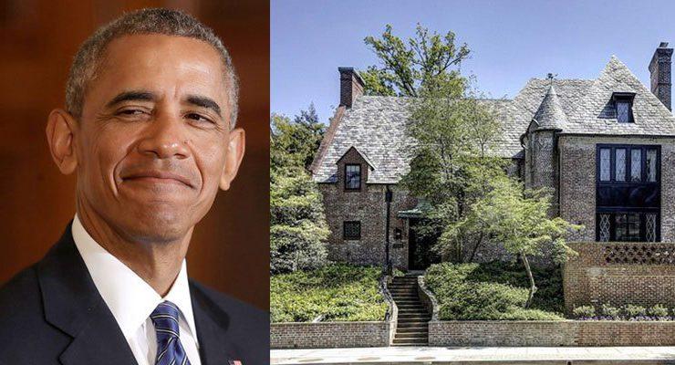 Obama'nın Beyaz Saray'dan sonra yaşayacağı ev belli oldu