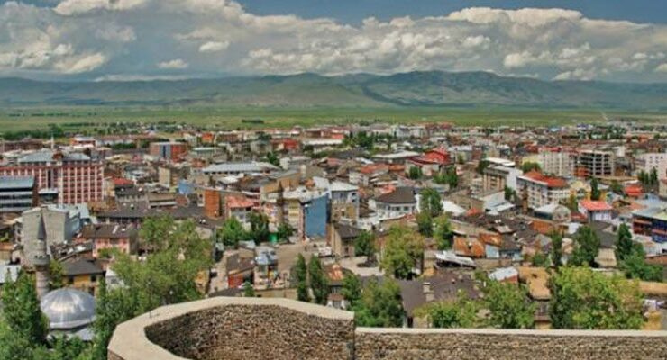 Erzurum Palandöken'de satılık 30 arsa
