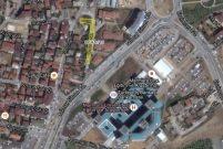 Marmara Üniversitesi Hastanesi'ne komşu satılık arsa