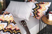 Porland'dan rengarenk nevresim, çarşaf ve yastık kılıfları