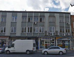 Eminönü'nde Haliç'e cepheli icradan satılık iş hanı hissesi